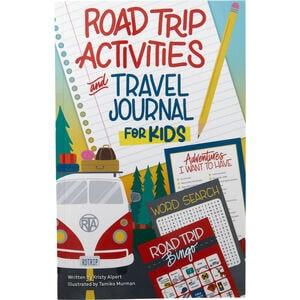 Road Trip Activities and Travel Journals for Kids
