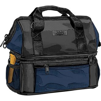 Karl's Lunchbox (new) NAVY