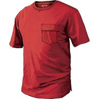 Men's Spillfighter T-Shirt with Pocket BOXCRED MED