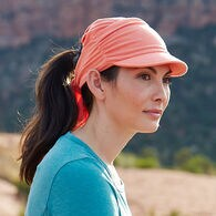 Women's Dry on the Fly Visor Headband AUBRGIN