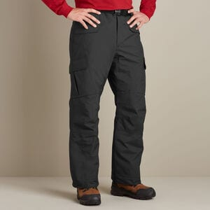 Men's Whaleback Waterproof Insulated Cargo Pants
