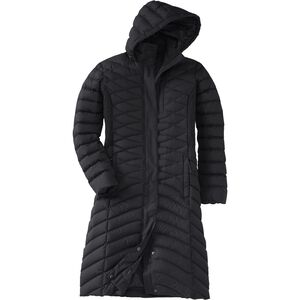 Women's Cold Faithful Down Long Coat