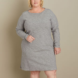 Women's Plus Ponte Pro Dress