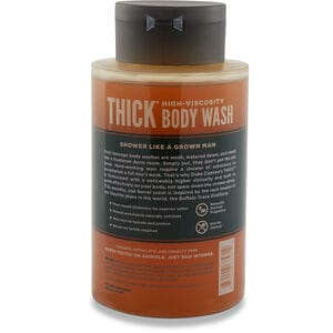 Duke Cannon Buffalo Trace Thick Body Wash