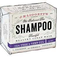 J.R. Liggett's Tea Tree and Hemp Bar Shampoo