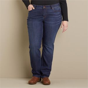 Women's Plus Daily Denim DuluthFlex Slim Leg Jeans