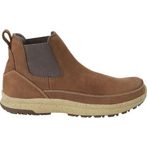 Men's Wild Boar Casual Slip-On Boots