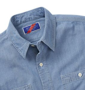 Men's Best Made Chambray Work Shirt