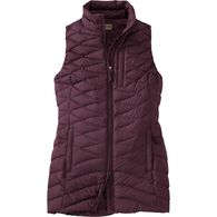 Women's Plus Cold Faithful Down Tunic Vest ELDRBRY