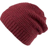 Women's Donegal Fleck Cinched Back Beanie BURDNGL