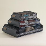 Packing Cube Set of 3 CARBGRY