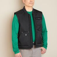 Men's Alaskan Hardgear Prudhoe Bay Vest BLACK SM R