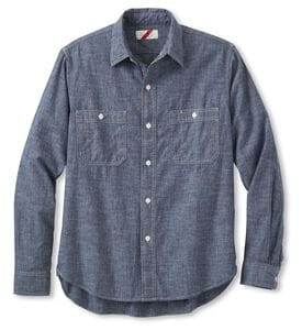 Men's Best Made Long Sleeve Work Shirt