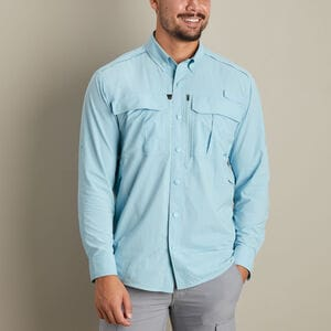 Men's AKHG Grayling Standard Fit Shirt