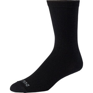 Men's Merino Wool Lightweight Solid Dress Socks