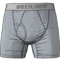 Men's Breezeshooter Short Boxer Briefs CSTLFOG 4XL