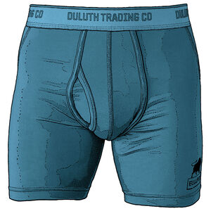 Men's Dang Soft Boxer Briefs + Bullpen Technology