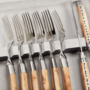Best Made Flatware Set in Juniper