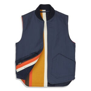 Men's Best Made Blanket Vest