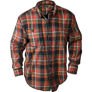 Men's Free Swingin' Flannel Relaxed Fit Shirt