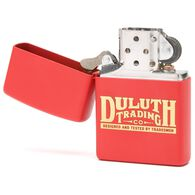 Duluth Trading Zippo Lighter STONE