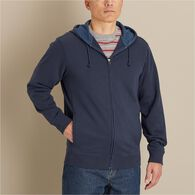 Men's Fleece Full Zip Hoodie NAVY SM REG