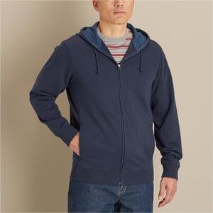 Men's Fleece Full Zip Hoodie