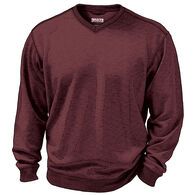 Men's Loophole Long Sleeve V-Neck
