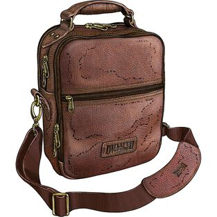 Leather Travel Bag 2.0 BROWN