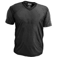Men's Buck Naked Performance V-Neck Undershirt BLA