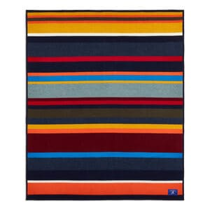 Best Made Axe Stripe Blanket