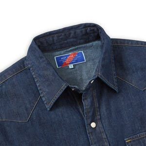 Men's Best Made Denim Western Shirt