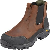 Men's Capstone Pull-On Work Boots BROWN 8  MED