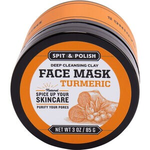 Spit & Polish Turmeric Clay Mask