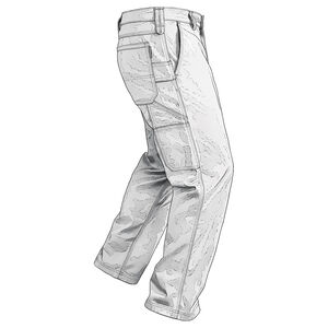 Men's Everyday Relaxed Fit Carpenter Pants