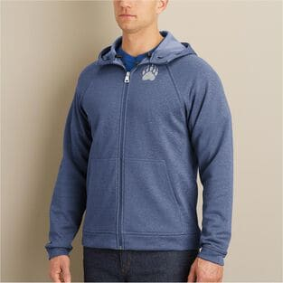 Men's Alaskan Hardgear Blue Lake Full Zip Hoodie