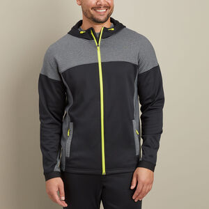 Men's Boundary Layer Fleece Full Zip Hoodie