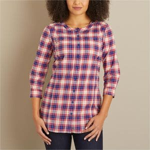 Women's Free Range Cotton 3/4 Sleeve Tunic