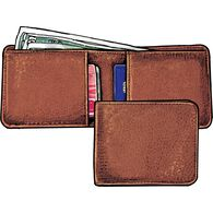 Men's Everyday Bi-Fold Wallet COGNAC