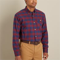 Men's Iron Mountain Oxford Long Sleeve Shirt VIOCH