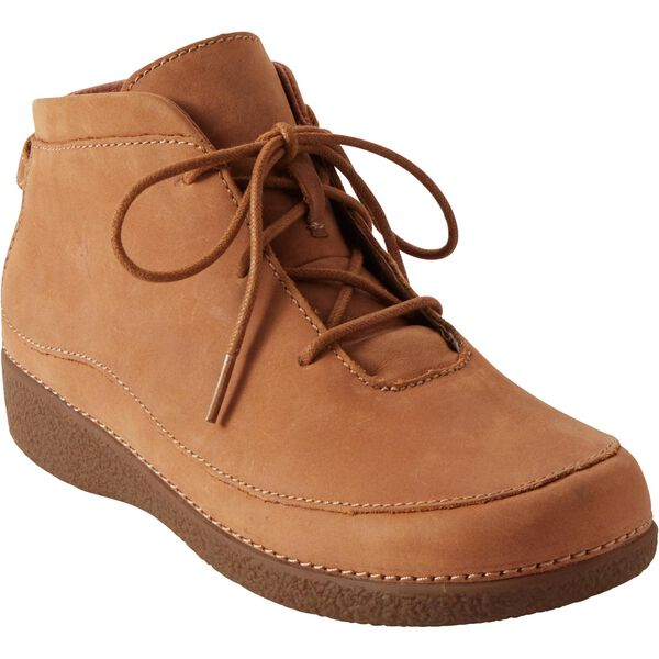 Women's Andina Leather Ankle Boots