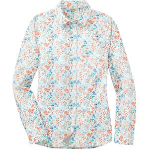 Women's Plus Wrinklefighter Button Up Shirt