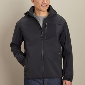 Men's Black Hills Windfront Hooded Jacket