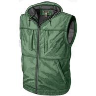 Men's Sawbill Sweats Hooded Vest MYGHTHR MED REG
