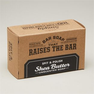 Duluth Trading Shea Butter Soap