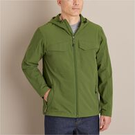 Men's Flexpedition Hooded Jacket GROVE GREEN MEDIU