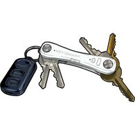 Keysmart Pro with Tile Technology WHITE