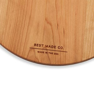 Best Made Wood Round Cutting Board