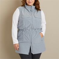 Women's Plus Sol Survivor Tunic Vest LODSTRP 1X