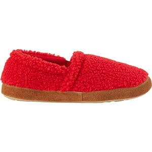 Women's Sherpa Fleece Slippers